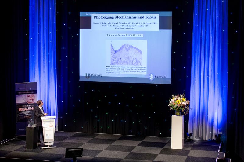 NIJKERK - Uconsultancy. Dermasalon 2014 in Hart van Nederland Nijkerk. FOTO COPYRIGHT SANDER KONING